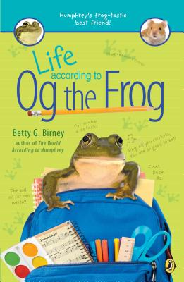 Life According to Og the Frog Cover Image
