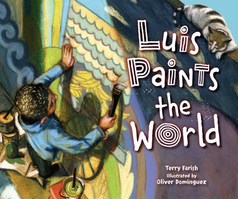 Luis Paints the World Cover