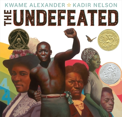The Undefeated Cover Image