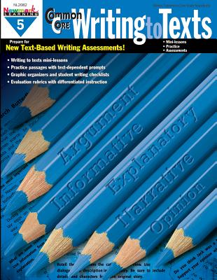 Common Core Practice Writing Grade 5 Cover Image