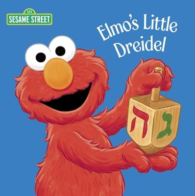 Elmo's Little Dreidel (Sesame Street) Cover Image