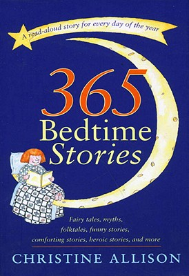 365 Bedtime Stories Cover