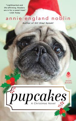 Pupcakes: A Christmas Novel Cover Image