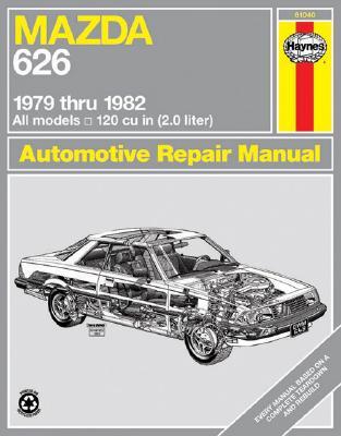 Mazda 626 1979 thru 1982 (Haynes Manuals) Cover Image