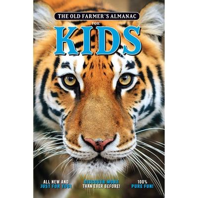 The Old Farmer's Almanac for Kids, Volume 9 Cover Image