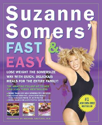 Suzanne Somers' Fast & Easy Cover