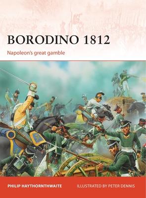Borodino 1812 Cover