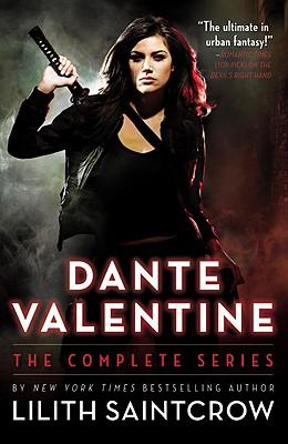 Cover for Dante Valentine