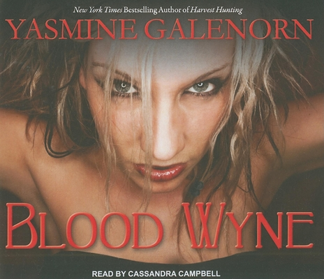 Blood Wyne Cover