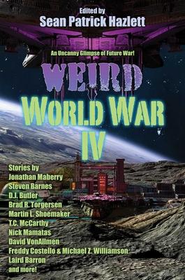 Weird World War IV Cover Image