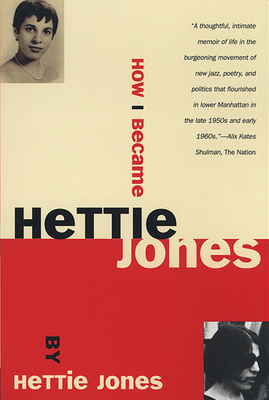 How I Became Hettie Jones Cover
