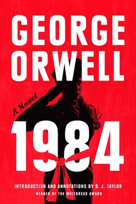1984: A Novel Cover Image