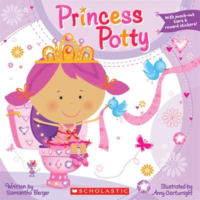 Princess Potty Cover Image