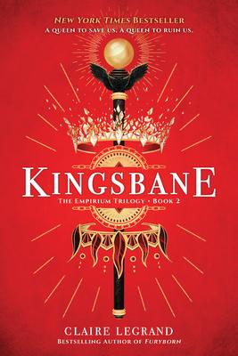 Kingsbane (Empirium Trilogy #2) Cover Image