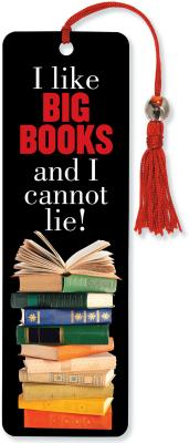 Beaded Bkmk Big Books/I Cannot Lie Cover Image