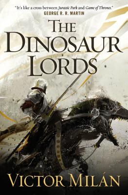 The Dinosaur Lords Cover