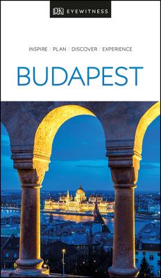 DK Eyewitness Budapest (Travel Guide) Cover Image