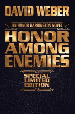Honor Among Enemies, Limited Leatherbound Edition Cover Image