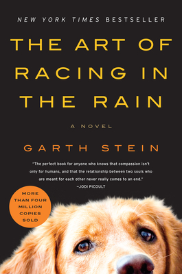 Art of Racing in the Rain, The cover image