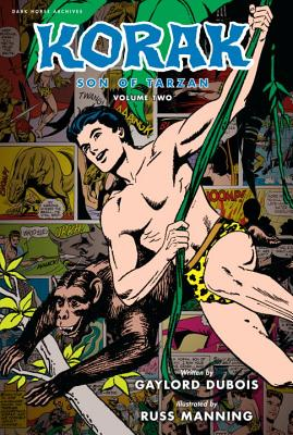 Korak, Son of Tarzan, Volume 2 Cover
