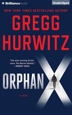 Orphan X (Evan Smoak #1) Cover Image