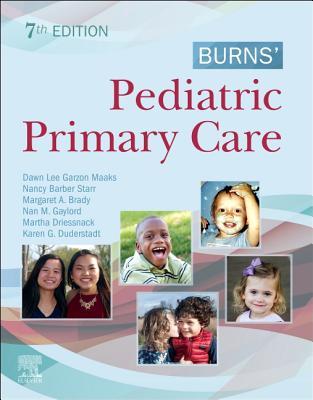Burns' Pediatric Primary Care Cover Image