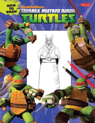 How to Draw Teenage Mutant Ninja Turtles Cover