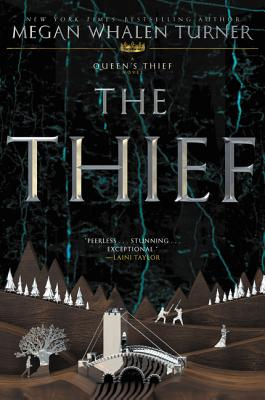 The Thief (Queen's Thief #1) Cover Image