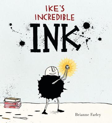 Ike's Incredible Ink Cover Image