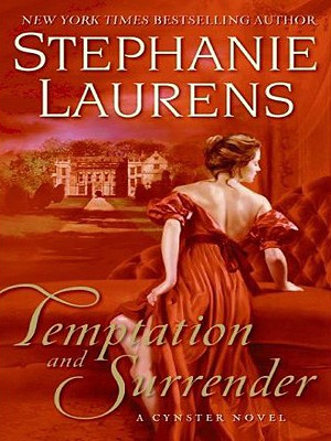 Temptation and Surrender LP: A Cynster Novel Cover Image