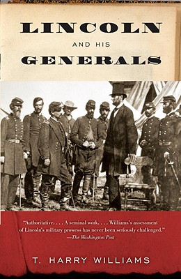 Lincoln and His Generals Cover Image