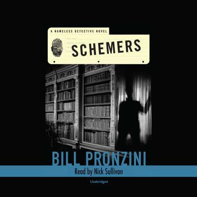 Cover for Schemers Lib/E (Nameless Detective Novels #34)