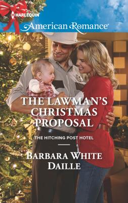 The Lawman's Christmas Proposal Cover