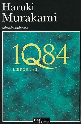 1Q84, Libros 1 y 2 Cover Image