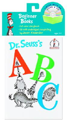 Dr. Seuss's ABC Book & CD [With CD] Cover Image