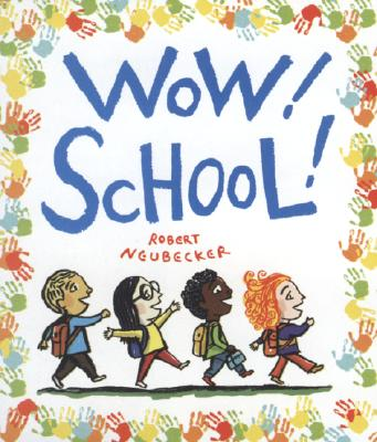 Wow! School! Cover