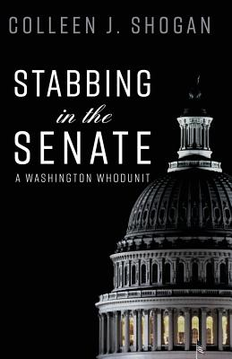 Cover for Stabbing in the Senate (Washington Whodunit)