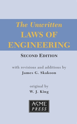 The Unwritten Laws of Engineering Cover Image