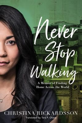 Cover for Never Stop Walking