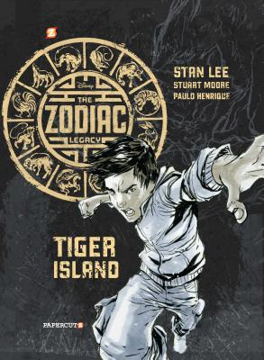 The Zodiac Legacy #1: Tiger Island Cover Image