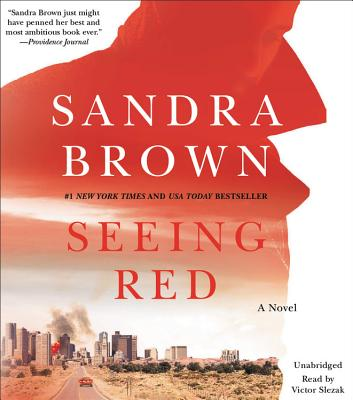 Seeing Red Lib/E Cover Image