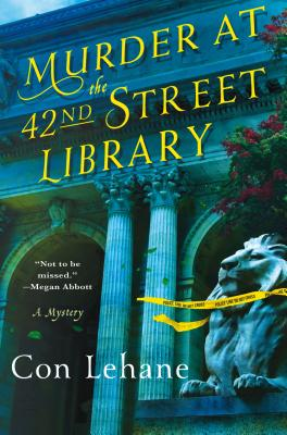 Murder at the 42nd Street Library Cover