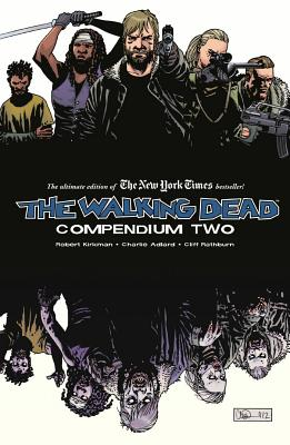 The Walking Dead Compendium Volume 2 Tp Cover