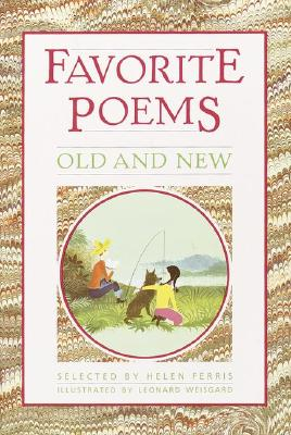 Favorite Poems Old and New Cover