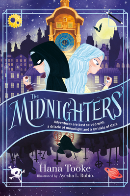The Midnighters Cover Image