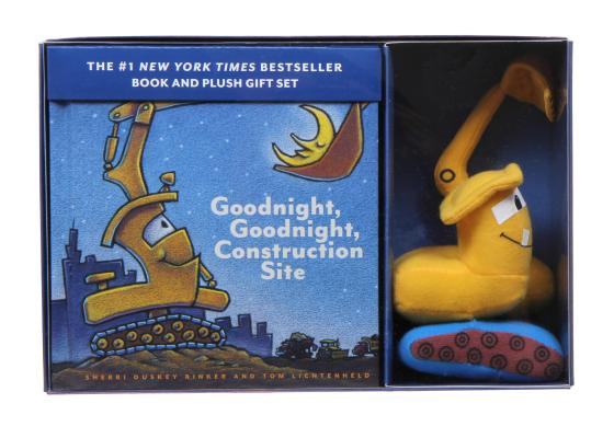 Goodnight, Goodnight, Construction Site Book and Plush Gift Set Cover Image