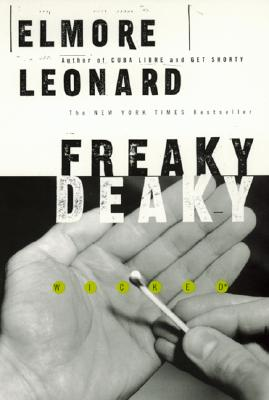 Freaky Deaky Cover Image