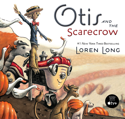 Otis and the Scarecrow Cover