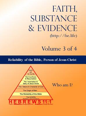 The Reliability of the Bible, The Person of Jesus Christ Cover Image