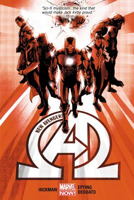 New Avengers by Jonathan Hickman Vol. 1 cover image